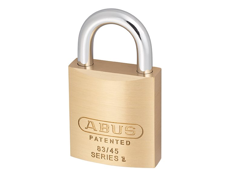 83 Series Brass Body Padlock