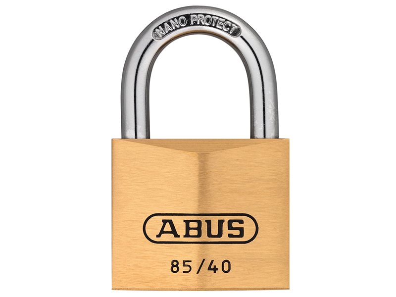 85 Series Brass Padlock