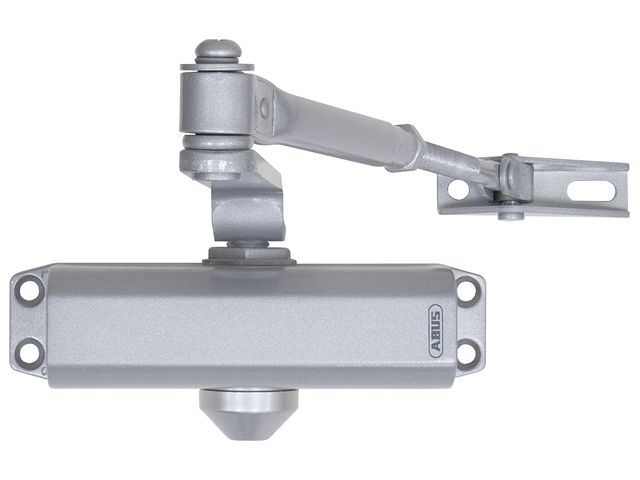 AC4223 Overhead Door Closer Silver