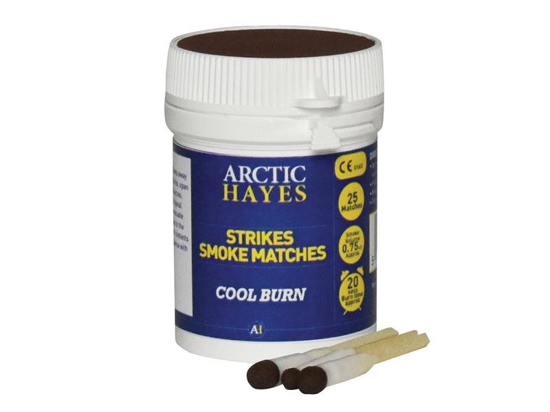 'Strikes' Smoke Matches (Tub 25)