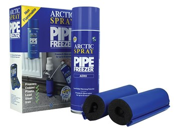 ZE Spray Pipe Freezer Aero, Large Kit