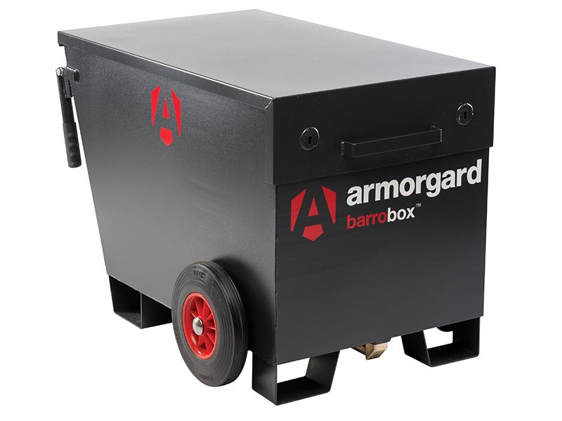 Barrobox Mobile Site Security Box 750 x 1070 x 735mm
