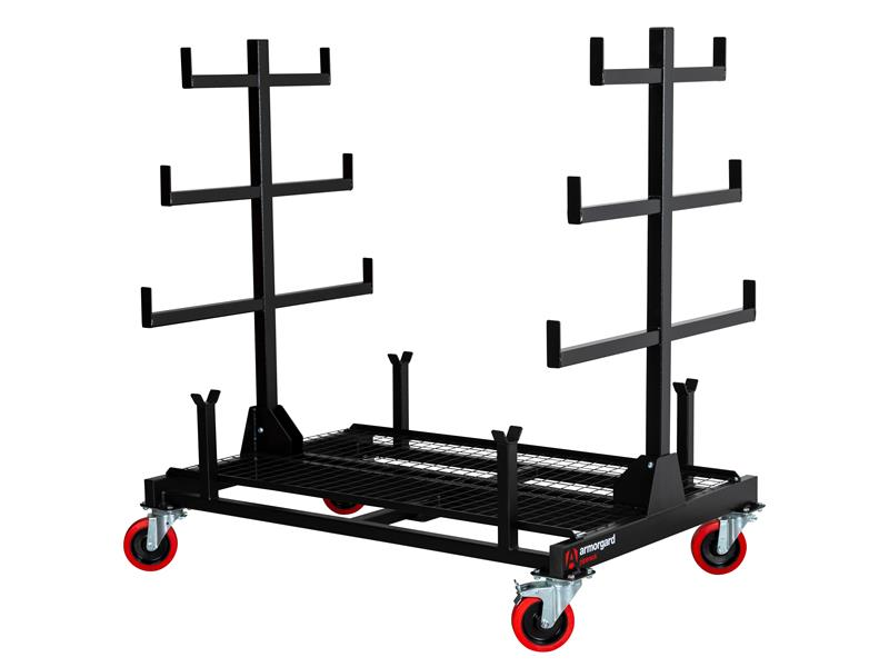 PipeRack™ Mobile Pipe Storage Rack