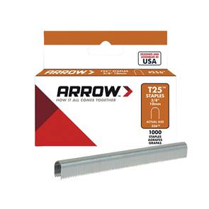 view Arrow Staples T25 products