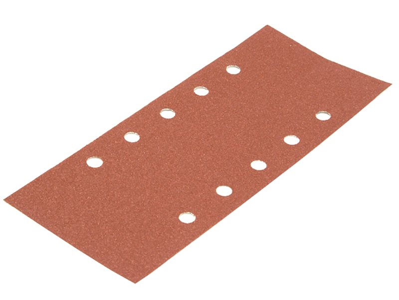 1/2 Punched Sanding Sheets 115mm x 280mm