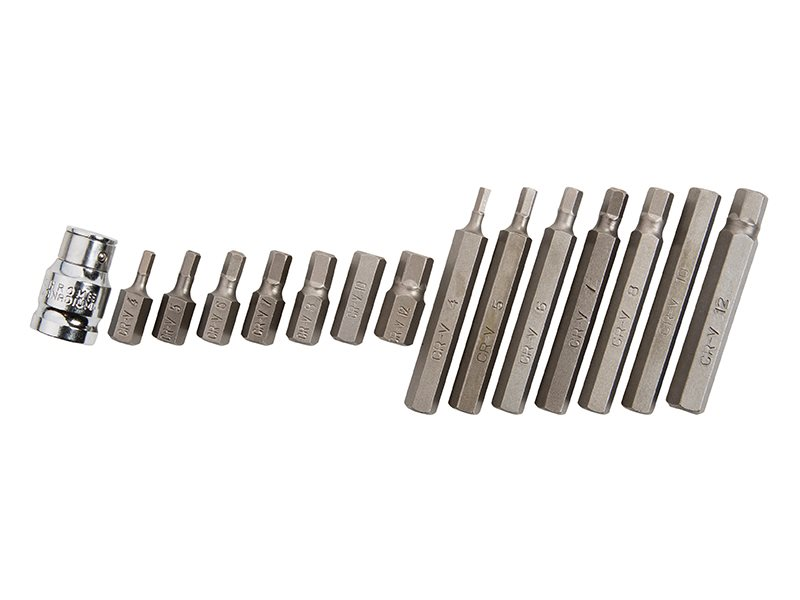 Hex Bit Set 15 Piece