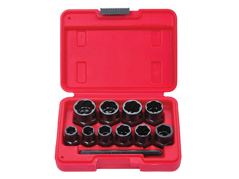 Bolt Remover Set 9-19mm  10 Piece