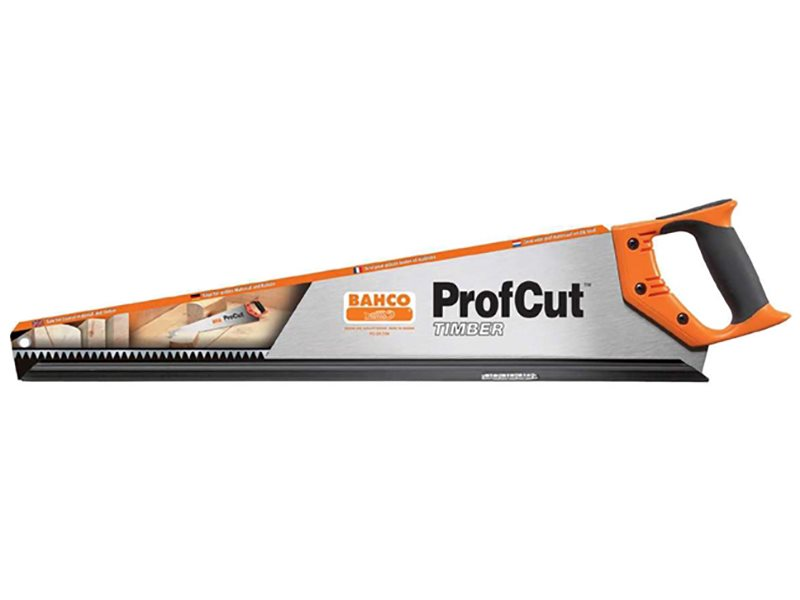 PC-24-TIM Timber ProfCut Handsaw 600mm (24in) 3.5tpi