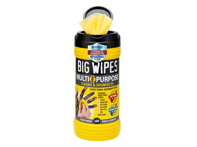 4x4 Multi-Purpose Cleaning Wipes