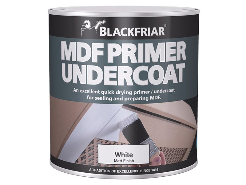 Quick Drying MDF Acrylic Primer Undercoat