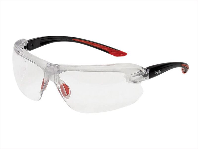 IRI-S Safety Clear Bifocal Glasses