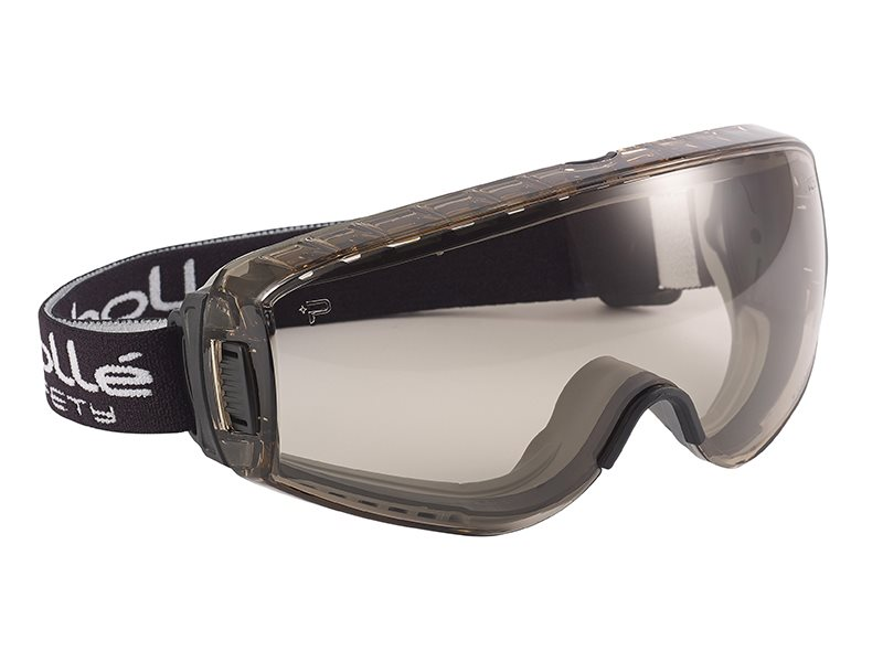 Pilot Ventilated Safety Goggles