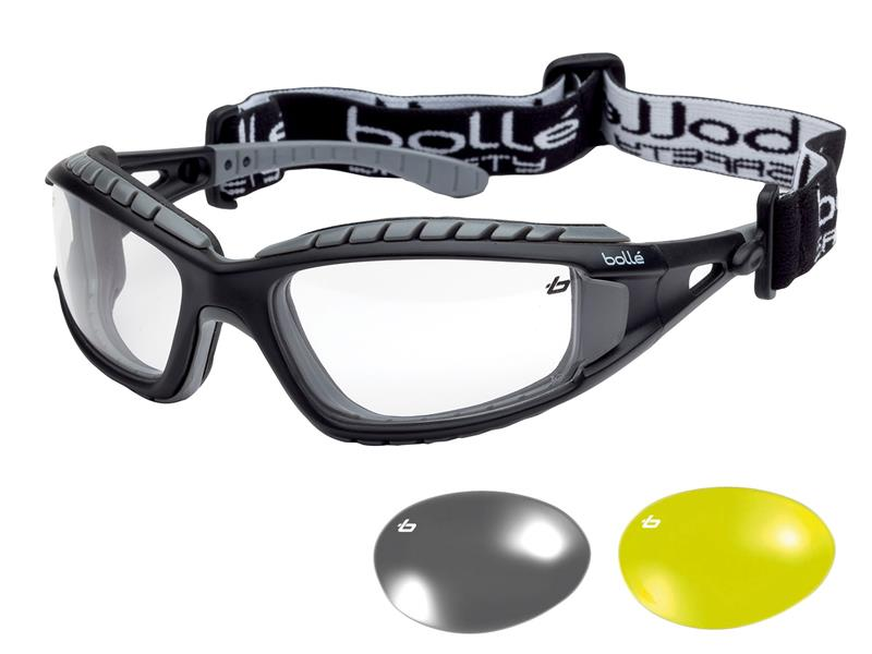 TRACKER PLATINUM® Safety Goggles, Vented