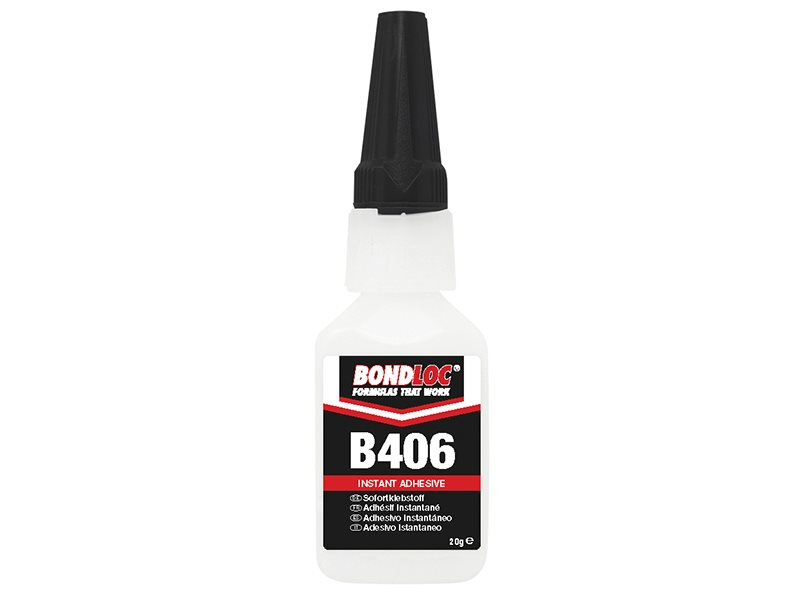 B406 Low Viscosity Cyanoacrylate 20g