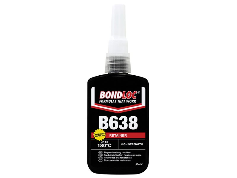 B638 High Strength Retainer Compound