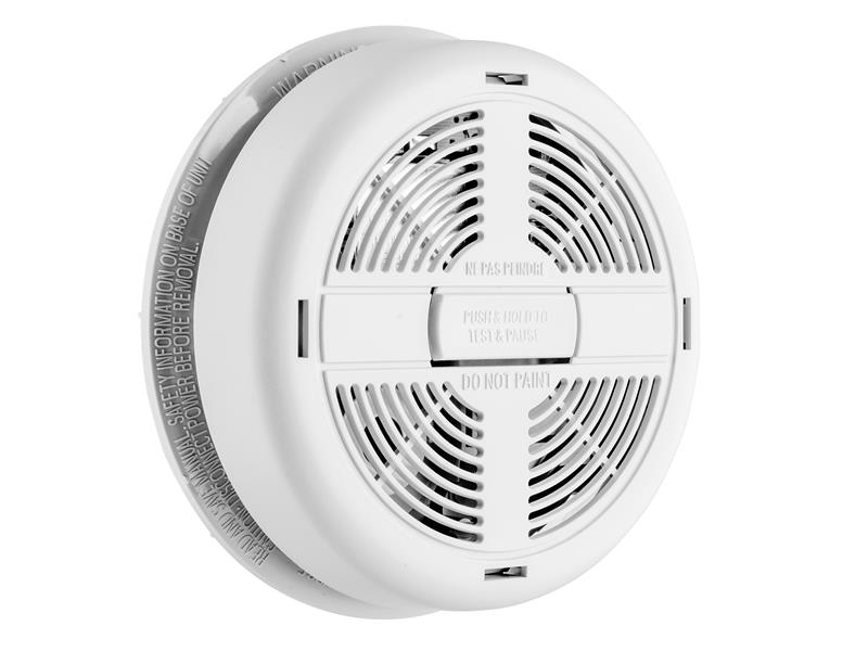 670MBX Ionisation Smoke Alarm – Mains Powered with Battery Backup