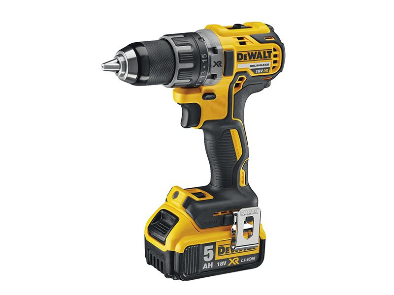 DCD791 Brushless Compact Drill Driver