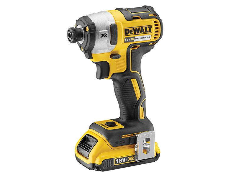 DCF887 XR Brushless 3-Speed Impact Driver
