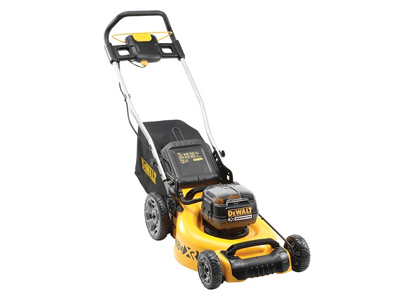 DCMW564 XR Brushless Lawnmower
