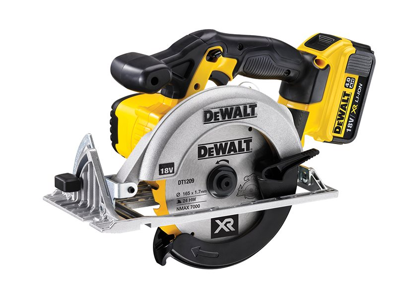 DCS391 XR Premium Circular Saw