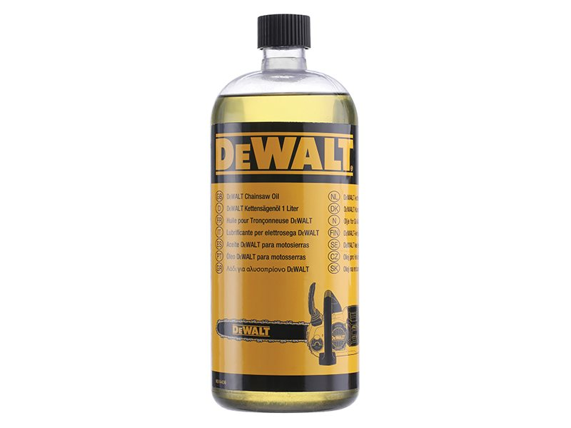 DT20662 Chainsaw Oil 1 litre