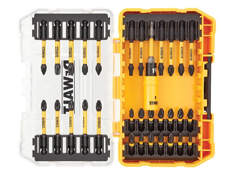 DT70737T FLEXTORQ™ Screwdriving Set, 31 Piece