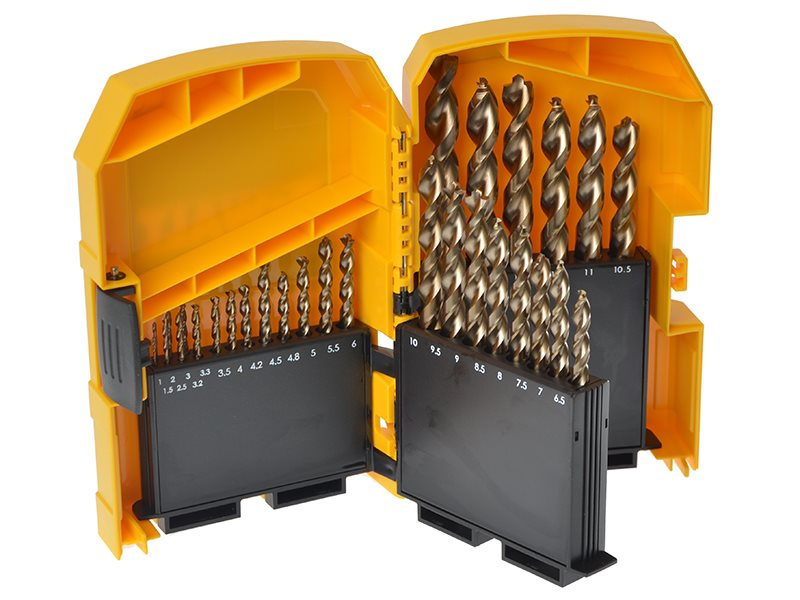 Extreme 2 Metal Drill Bit Set of 29 1 - 13mm