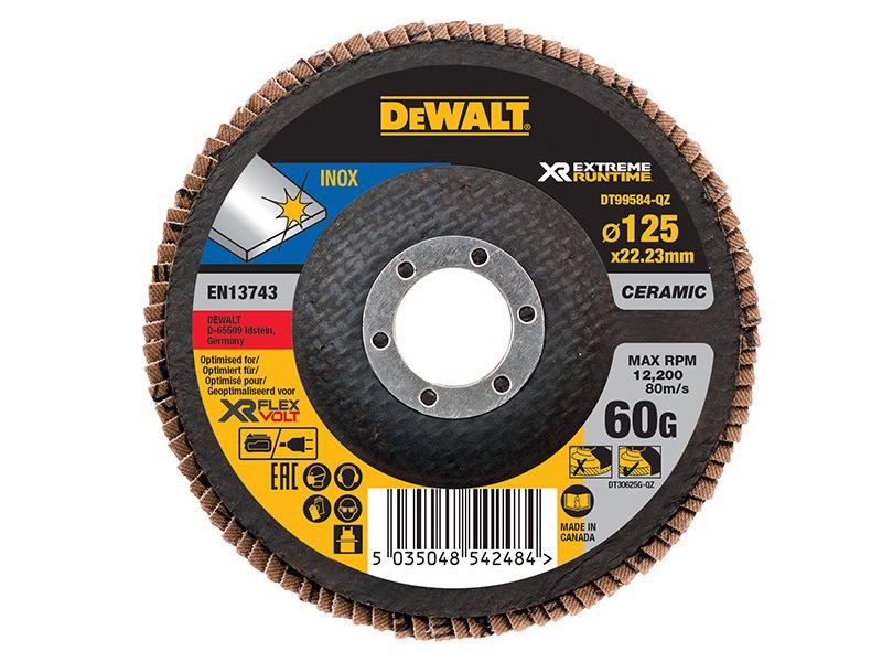 FlexVolt XR Flap Disc 125mm