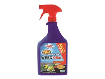 24/7 Superfast Weedkiller RTU 1 litre