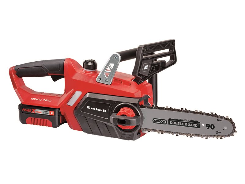 GE-LC 18Li Power X-Change Cordless Chainsaw 18V 1 x 3.0Ah Li-ion