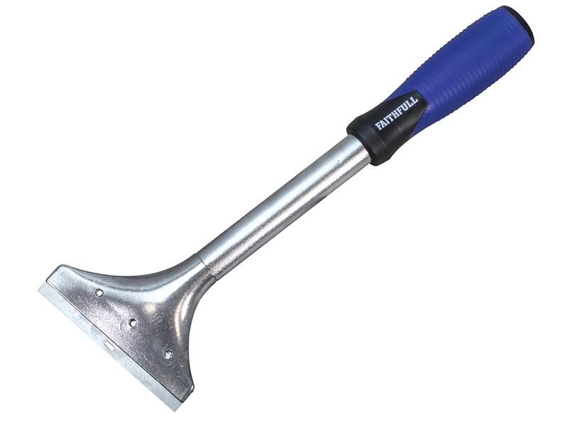 Long Handled Heavy-Duty Scraper