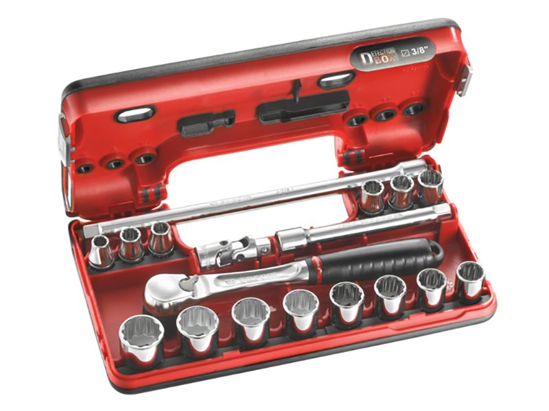 12 Point Socket Set 3/8in Drive