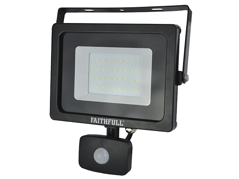 SMD LED Security Light with PIR