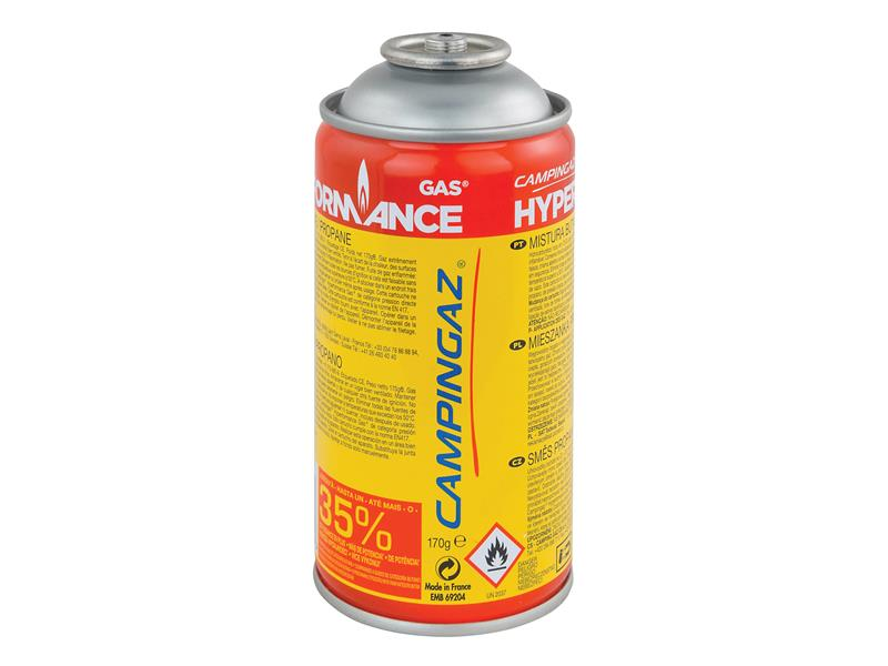 Hyperformance Butane Propane Gas Cartridges