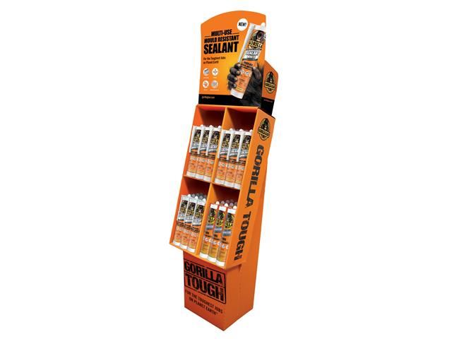 Grab Adhesive & Sealant Stand With Stock