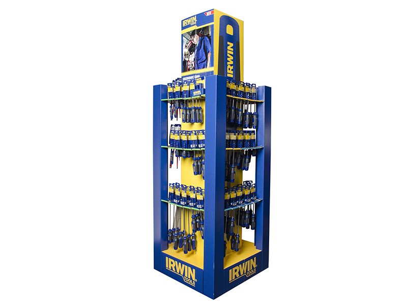 Pro Comfort Screwdriver Display Large