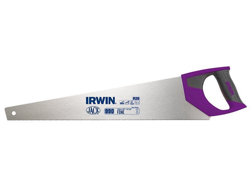 990UHP Fine Handsaw Soft-Grip 550mm (22in) 9tpi