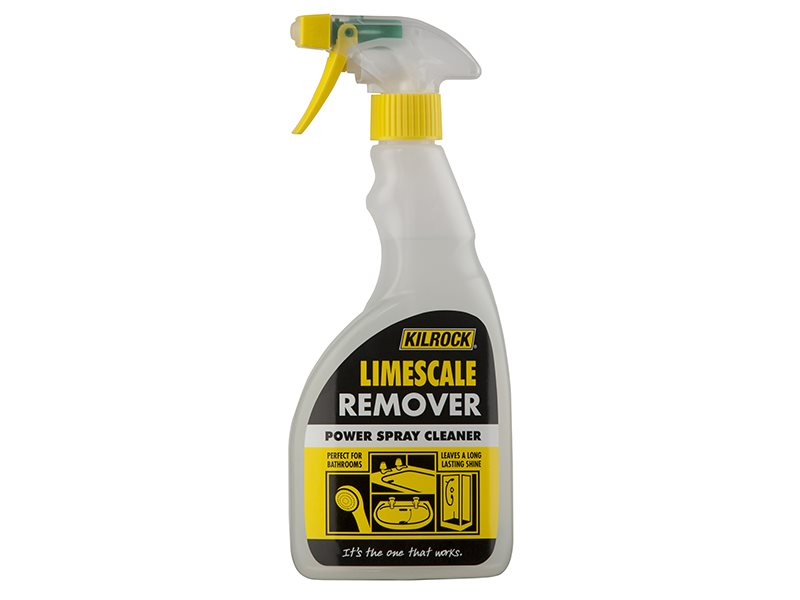 Limescale Remover Power Spray Cleaner 500ml Trigger Spray