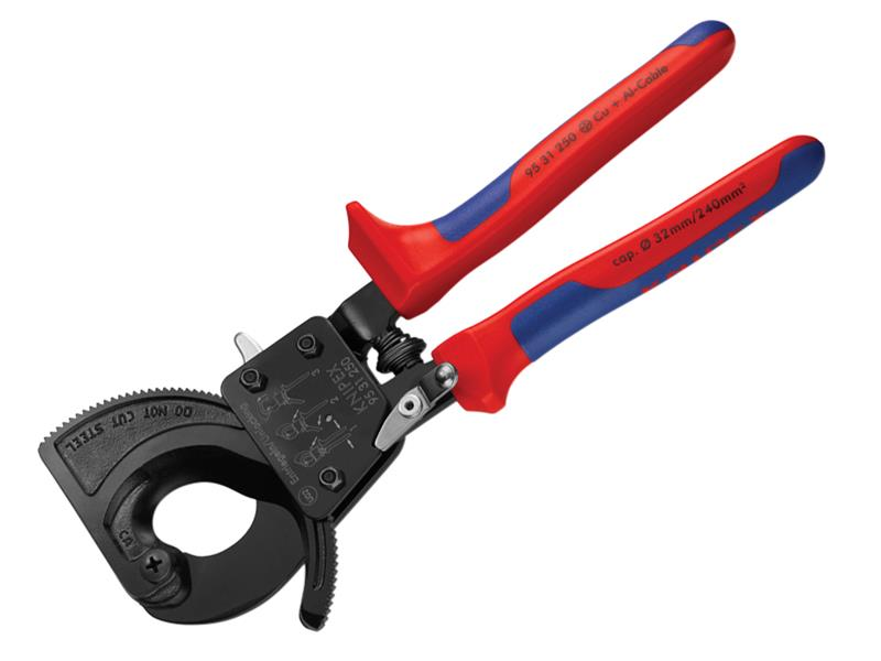 Cable Shears Ratchet