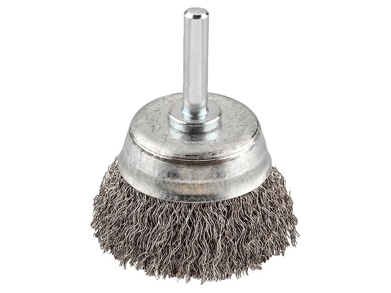 HSS Crimped Cup Brush Coarse