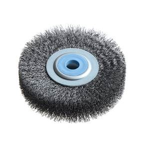 view Crimped Wire Brushes for Bench Grinders products