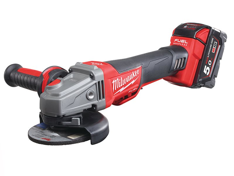 M18 CAG 115XPDB Fuel™ Brushless Angle Grinder