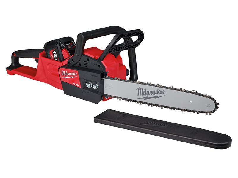 M18 FCHS-121 FUEL™ Chainsaw 18V 1 x 12.0Ah Li-ion
