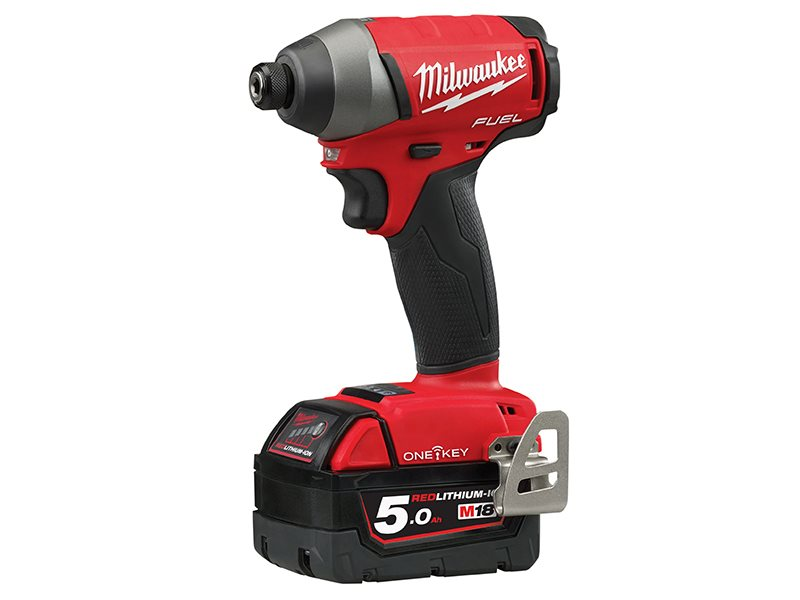 M18 ONEID FUEL™ ONE-KEY™ Impact Driver