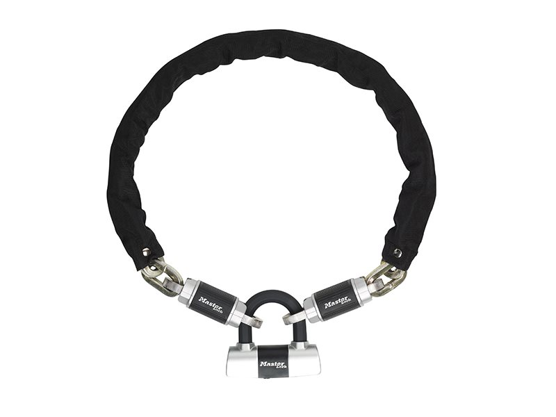 CRITERION™ High Security Chain with Mini U-Bar 90cm x 10mm