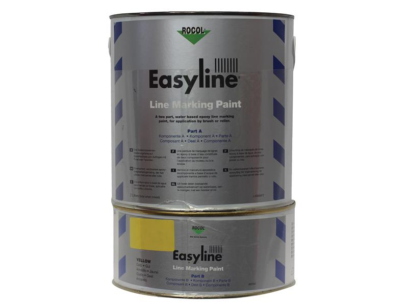 EASYLINE® Marking Paint Yellow 2 litre