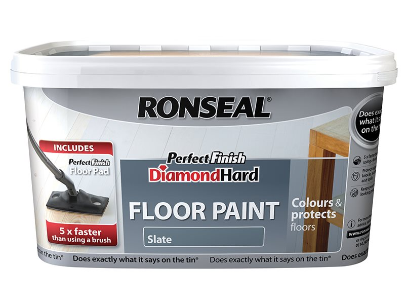 Diamond Hard Perfect Finish Floor Paint