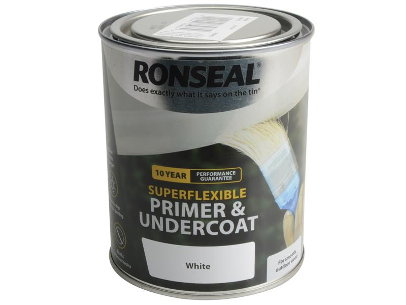 Super Flexible Wood Primer & Undercoat 750ml