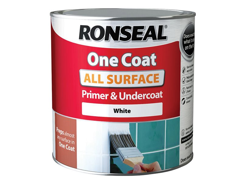 One Coat All Surface Primer & Undercoat Interior