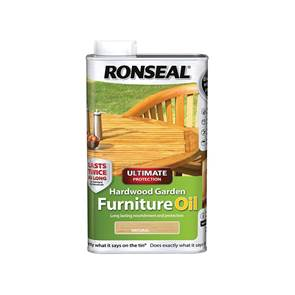 view Garden Furniture Oil products